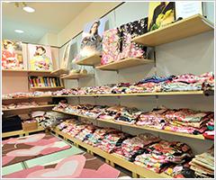 きもの京彩海老名店内写真3