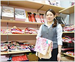 きもの京彩海老名店内写真2